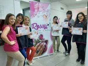 Marchall - Estudiantes - Rossy Nails Academy