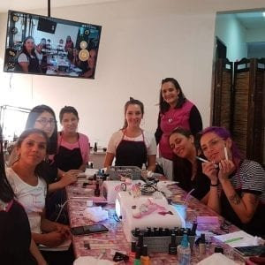 Salon de Clases- Rossy Nails Academy